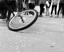 Graikijoje dviratis sudomino vaikus mokytis anglų kalbos