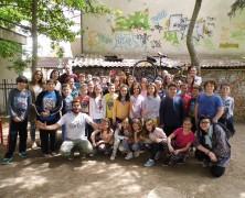 "Erasmus + ""SMILE"" projekto dirbtuvės Makedonijoje"
