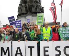 Klimato kaitas suvienijo Briuseliečius