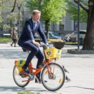 """Vilniaus miesto savivaldybė jungiasi prie pasaulinės akcijos """"Žemės valanda"""""""