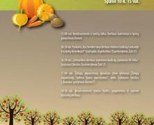 Žalioji bendruomenės derliaus šventė Antakalnyje