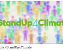Paryžiaus klimato kaitos žygio dalyviu galima tapti ir internete
