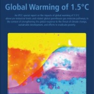 IPCC skelbia ataskaitą dėl 1,5°C globalinio atšilimo